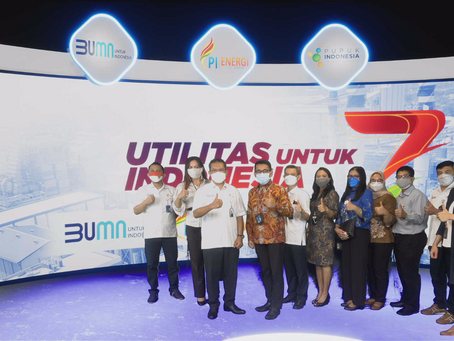 Pupuk Indonesia Energi Virtual Event 18 Agustus HUT ke7