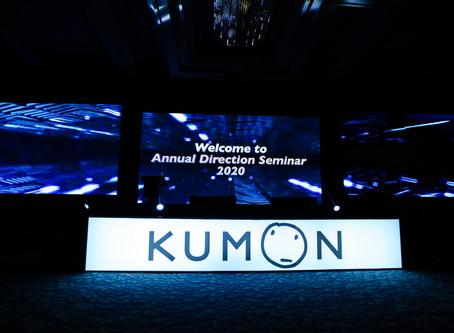 Annual Direction Seminar 2020 Kumon Indonesia