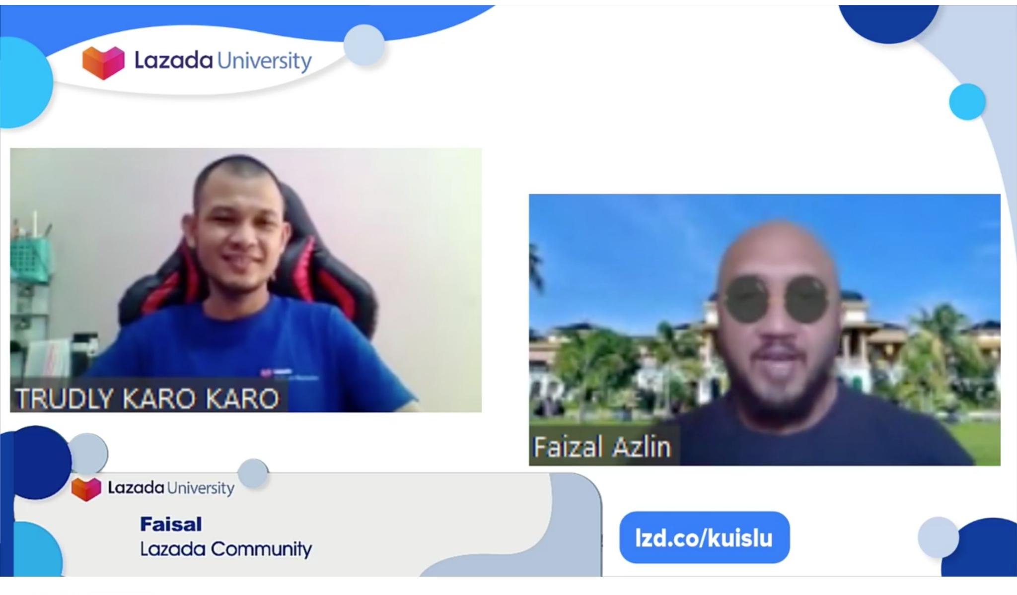 Lazada Indonesia Webinar