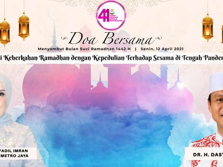 Yayasan Kemala Bhayangkari - Halal Bi Halal 2021
