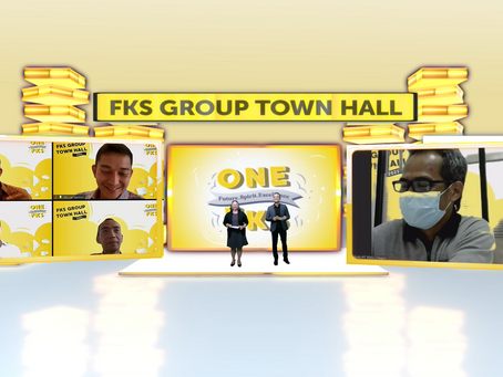 FKS Group : Town Hall Meeting 2021
