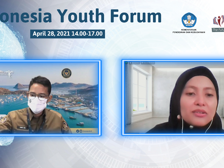 Indonesia Youth Forum 2021 by Indonesia Education Forum