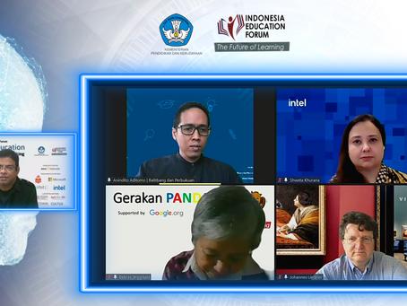 Indonesia Education Forum 2021 : Transforming Education