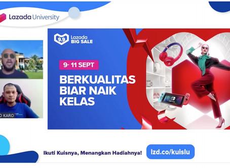 Lazada University Series : Pulau Sumatera (Event Online)