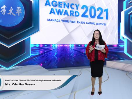 China Taiping Insurance Indonesia : Agency Award 2021