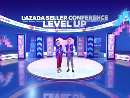 Annual Seller Conference 2020 : Level Up (Lazada Indonesia)
