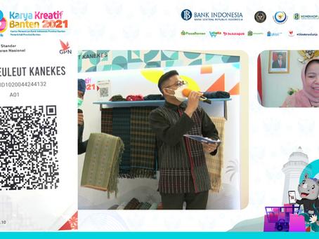 Karya Kreatif Banten 2021 (Hybrid Event)