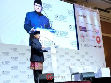 INDONESIA ECONOMIC FORUM 2018