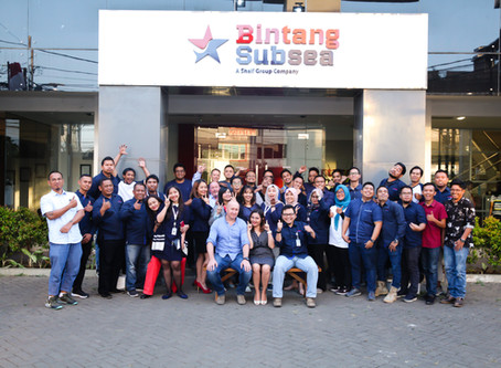 PT. Bintang Subsea Indonesia - Office Grand Opening