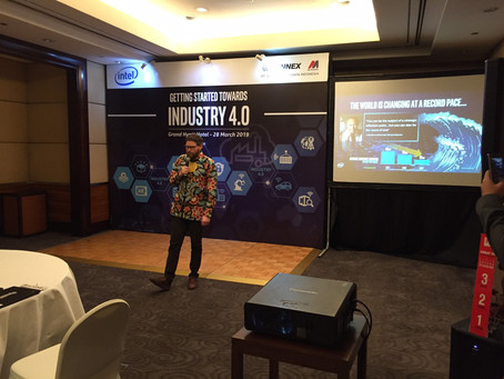 Getting Started Towards Industry 4.0 with Intel & PT Synnex Metrodata Indonesia