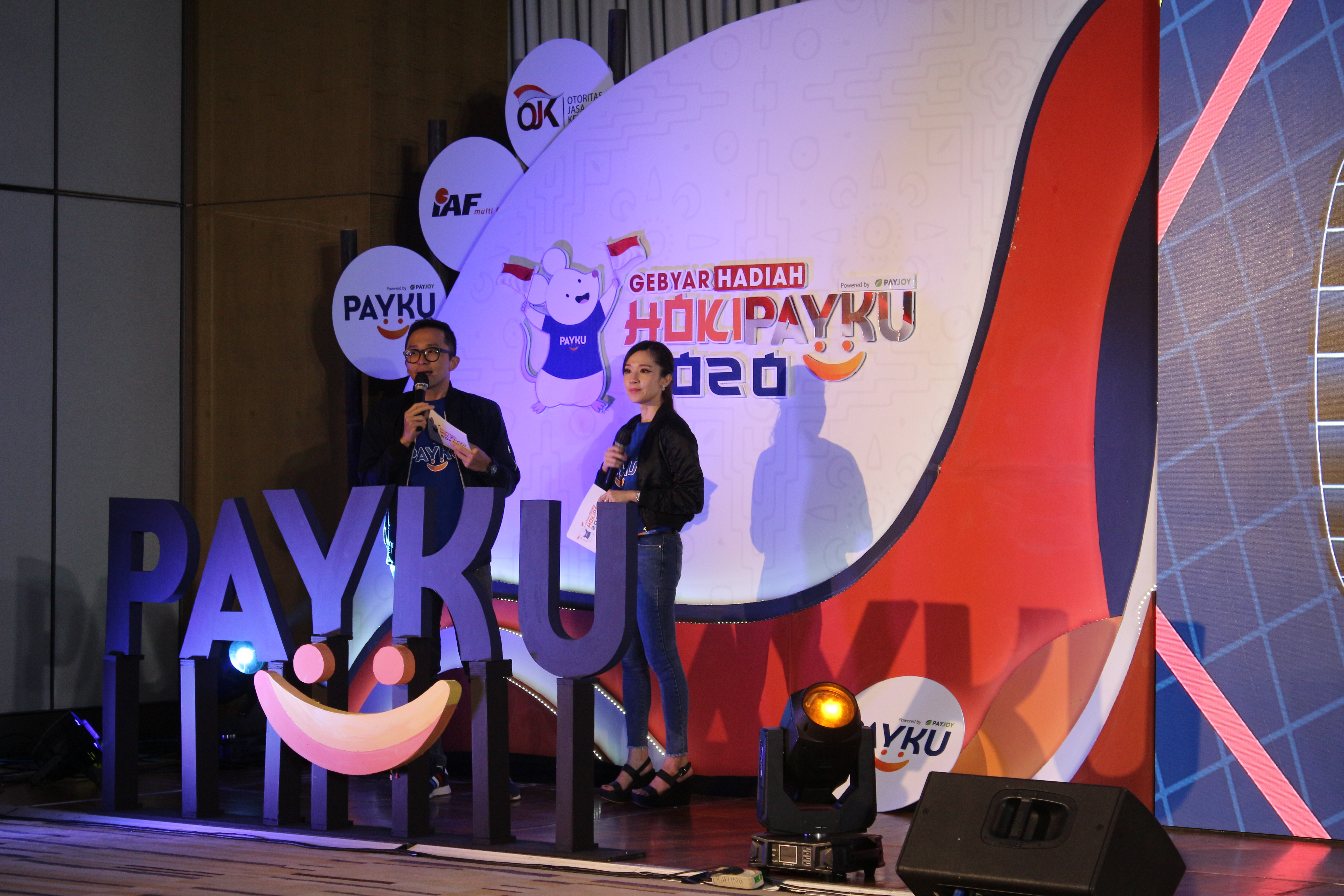 PAYKU Live Streaming