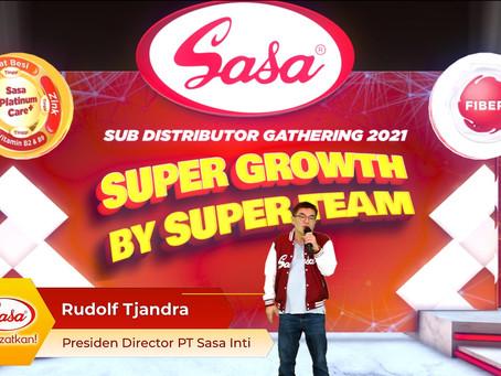 SASA Sub Distributor Virtual Gathering 2021