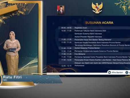 Pertemuan Tahunan Bank Indonesia 2020