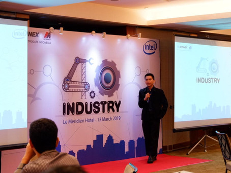 Industry 4.0 with PT Synnex Metrodata Indonesia and Intel