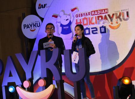 Live Streaming : Gebyar Hadiah HOKI PAYKU 2020