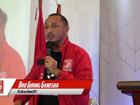 Kopdarwil Partai Solidaritas Indonesia (Hybrid Event)