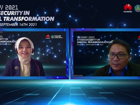 Cybersecurity in Digital Transformation - Techday 2021