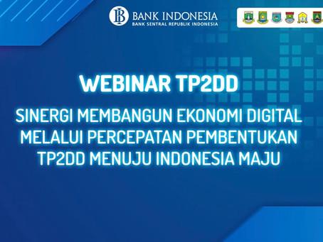 Bank Indonesia Banten : Webinar TP2DD (2020)