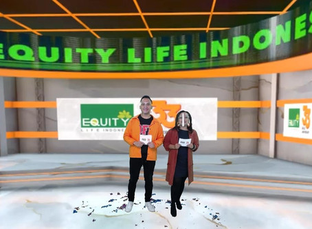Equity Life Indonesia : 33rd Anniversary + Awarding 2020