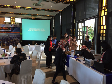 Connect The Unconnected : Intel & Soltius with PT Synnex Metrodata Indonesia