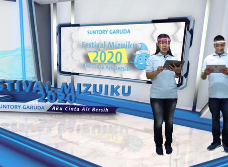 Suntory Garuda : Festival Mizuiku 2020