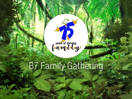 75th Bintang Toedjoe Family Gathering
