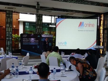 Intel Market Solution, by Intel and Synnex Metrodata Indonesia