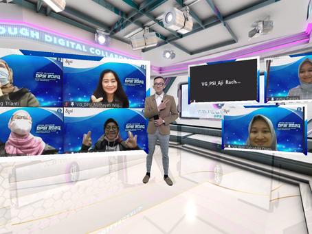 Departemen Pengelolaan Sistem Informasi (DPSI) Bank Indonesia : Virtual Gathering 2020
