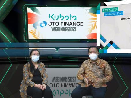JTO Finance : Webinar 2021