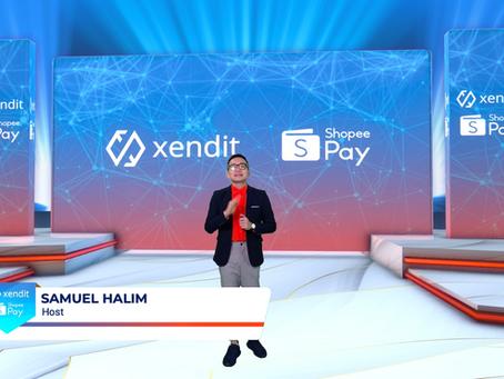Partnership Virtual Launching : Xendit & ShopeePay