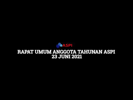 RUA Tahunan Asosiasi Sistem Pembayaran Indonesia 2021