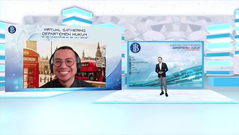 Bank Indonesia Virtual Gathering 2020