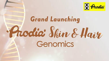 Prodia Skin & Hair Genomics Virtual Launching