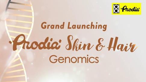 Prodia Skin & Hair Genomics Virtual Launching