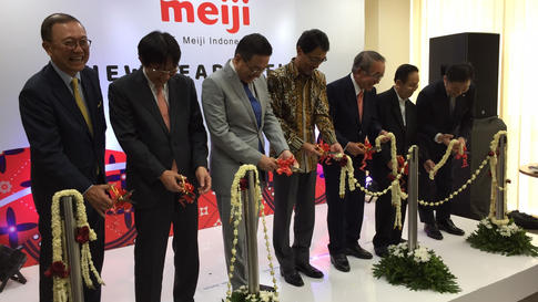 Meiji Indonesia Office Launching