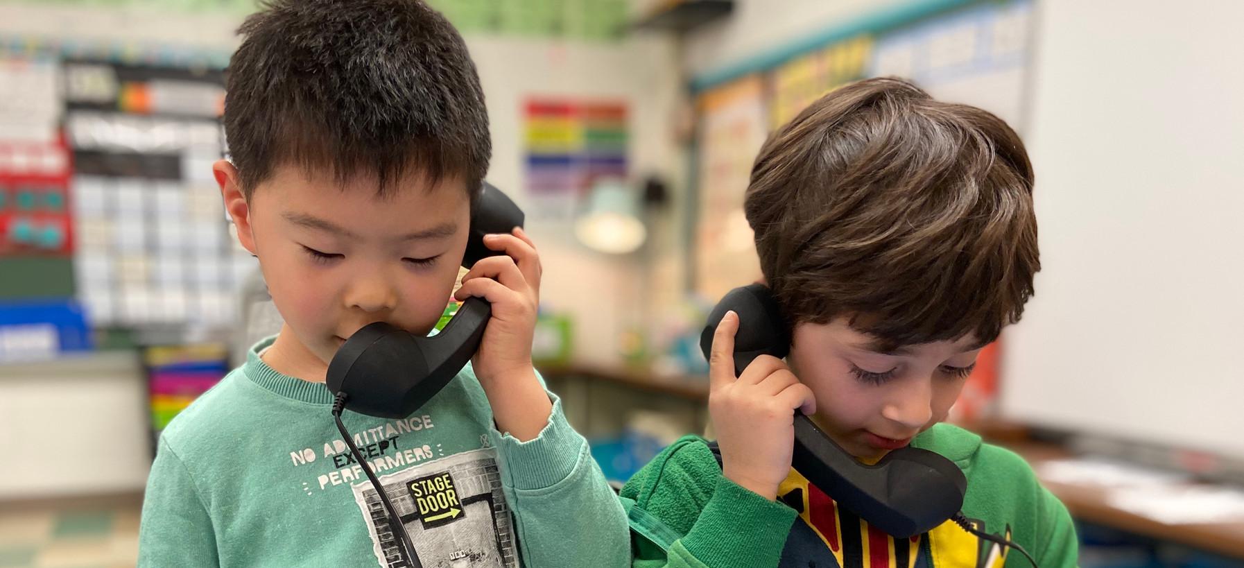 Hello? Can you hear me?