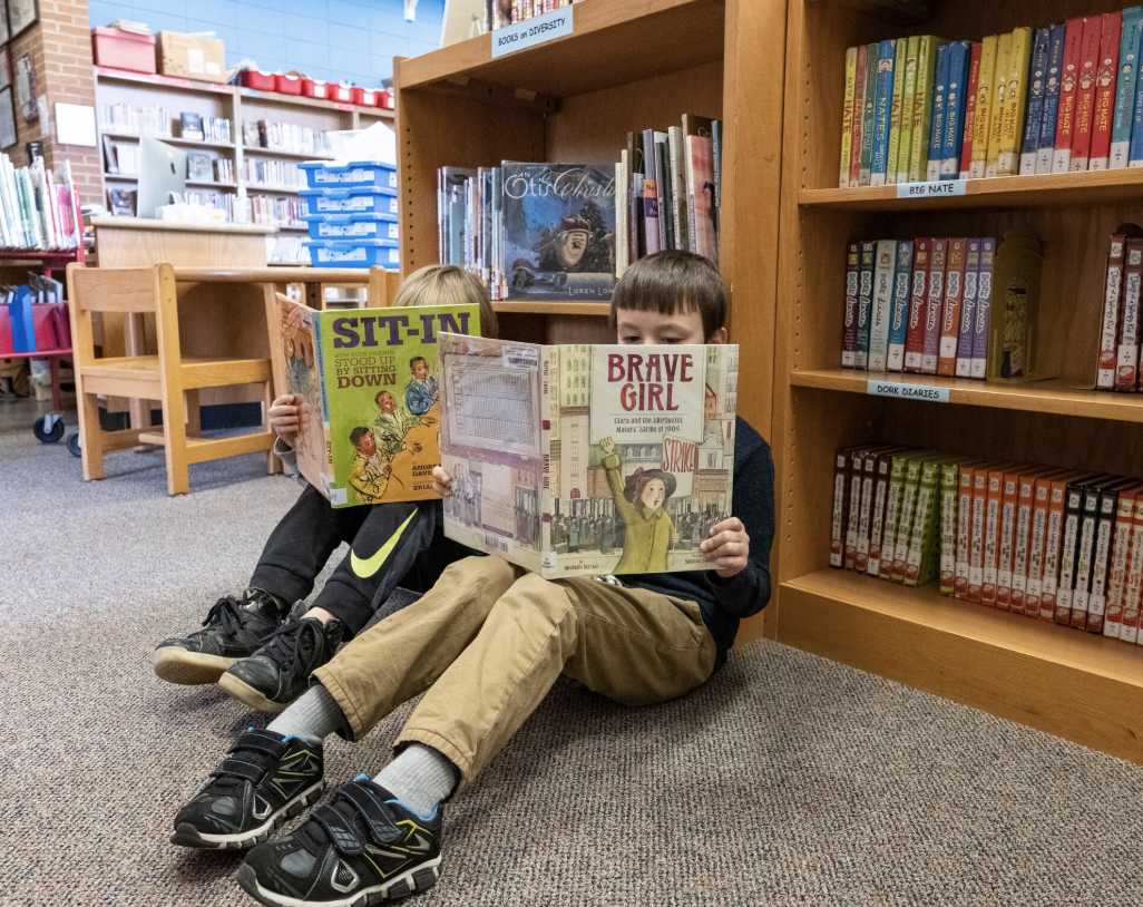 Inclusive Book Collection