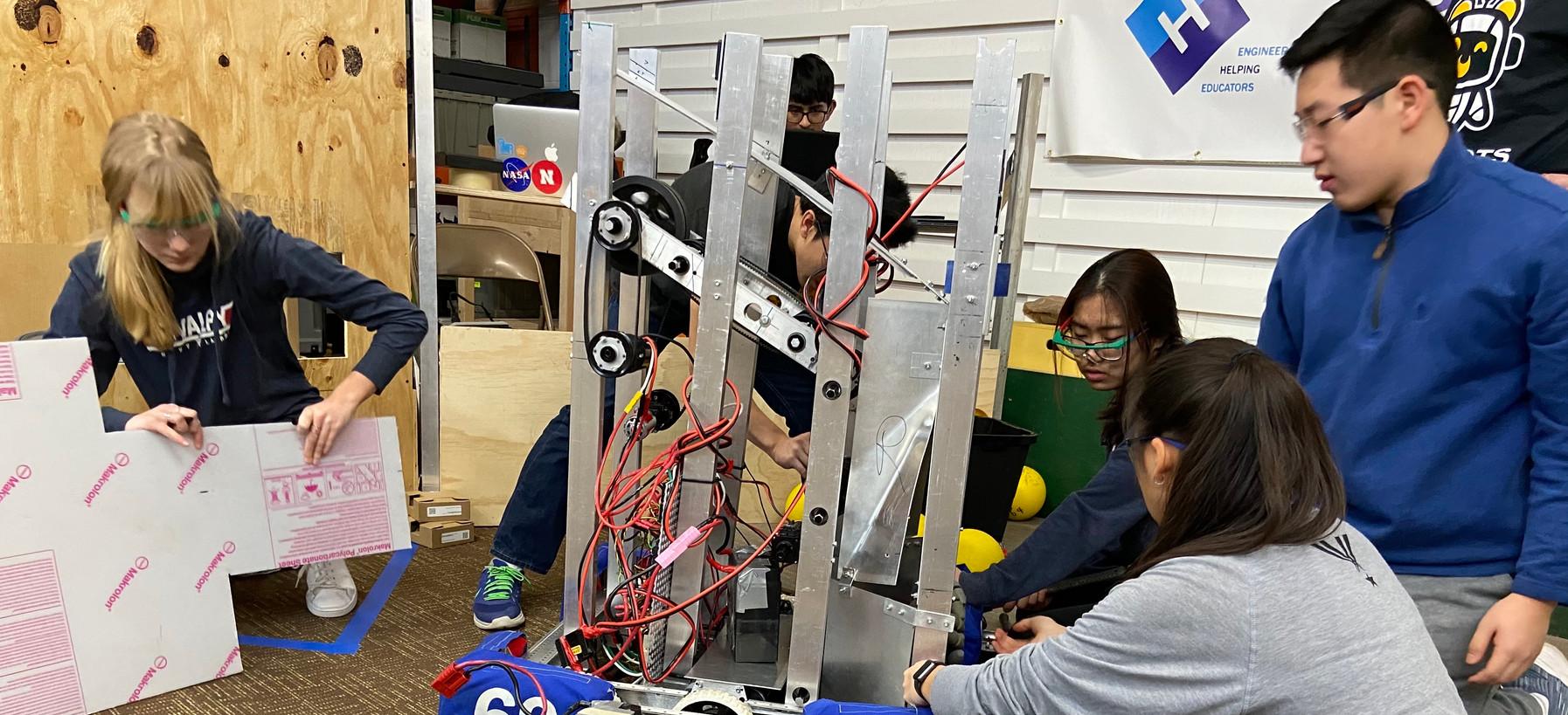 FIRST Robotics - Bear Bots