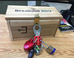 Breakout EDU kits at UAHS