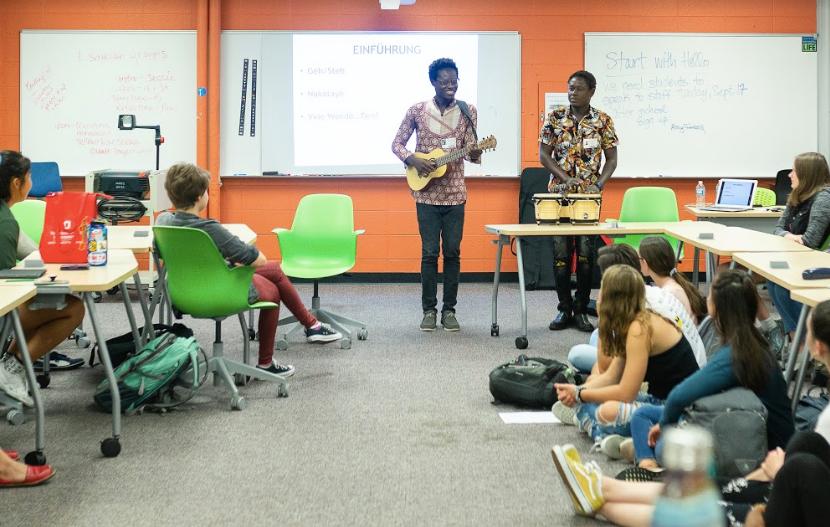 Building Cultural Bridges Through Music