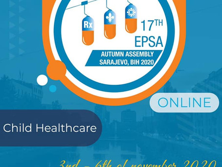 17th EPSA Autumn Assembly 2020