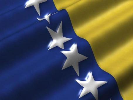 Sretan 1. mart - Dan nezavisnosti Bosne i Hercegovine