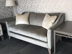 David Shaw sofa