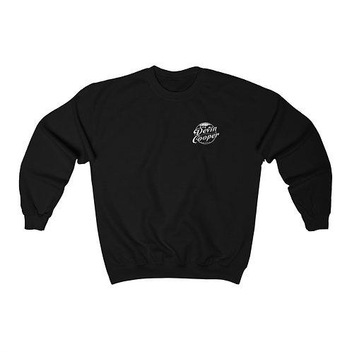 Devin Cooper Logo - Unisex Heavy Blend™ Crewneck Sweatshirt