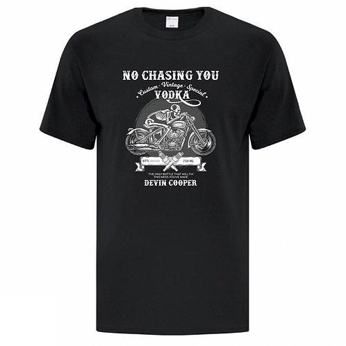 No Chasing You Logo - Unisex T-Shirt