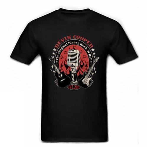 OG Devin Cooper Logo - Unisex T-Shirt