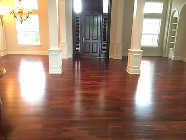 Hardwood Flooring Installation 2