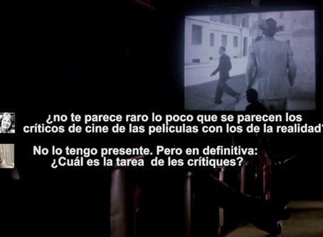 Diccionario Arbitrario del Cine - C de Crítica