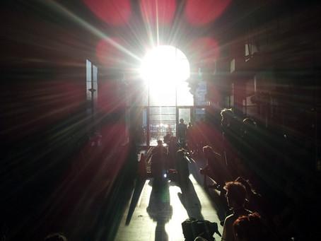 Intervención sonora del Palacio Salvo, por Brian Mackern