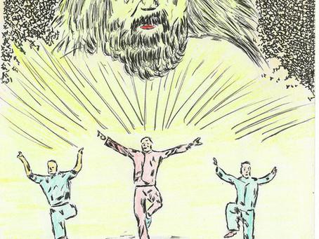 El último parodista de Dios